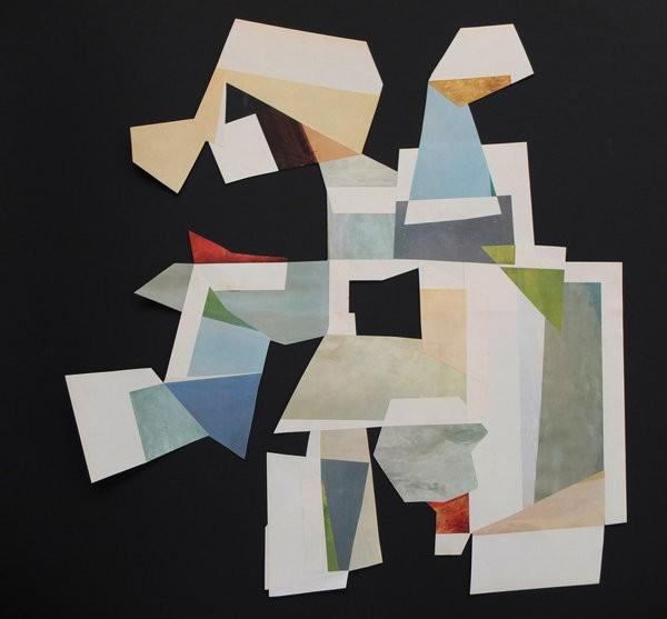 1515_Gilad Kahana, Pioneer, 2017, Collage, 44x43 cm-600x557