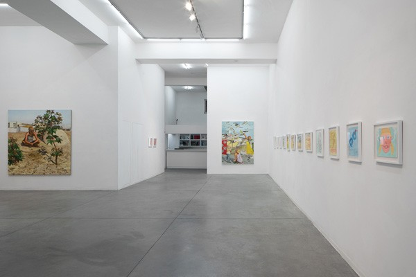 1438_Alma Itzhaky, Exhibition view, HCG 2017 (9)-600x400