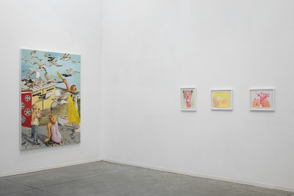 1432_Alma Itzhaky, Exhibition view, HCG 2017 (2)-600x400