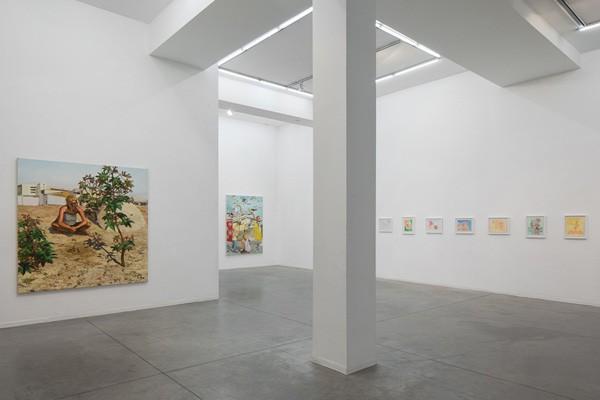 1431_Alma Itzhaky, Exhibition view, HCG 2017 (1)-600x400