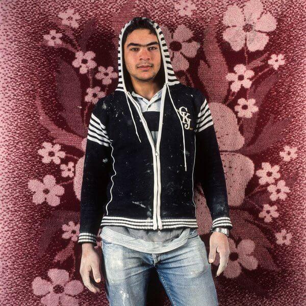 1370_8 Ron Amir, Muhammad, 2012, Inkjet print, 80x80 cm-600x600