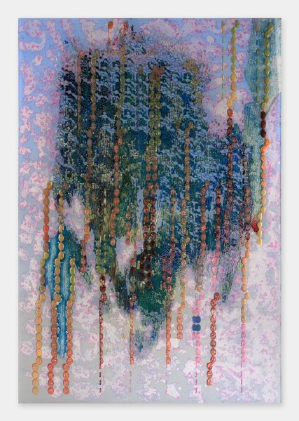 8_Darren Goins, 034r, 2014, acrylic, urethane on etched acrylic panel, 183x122 cm-427x600