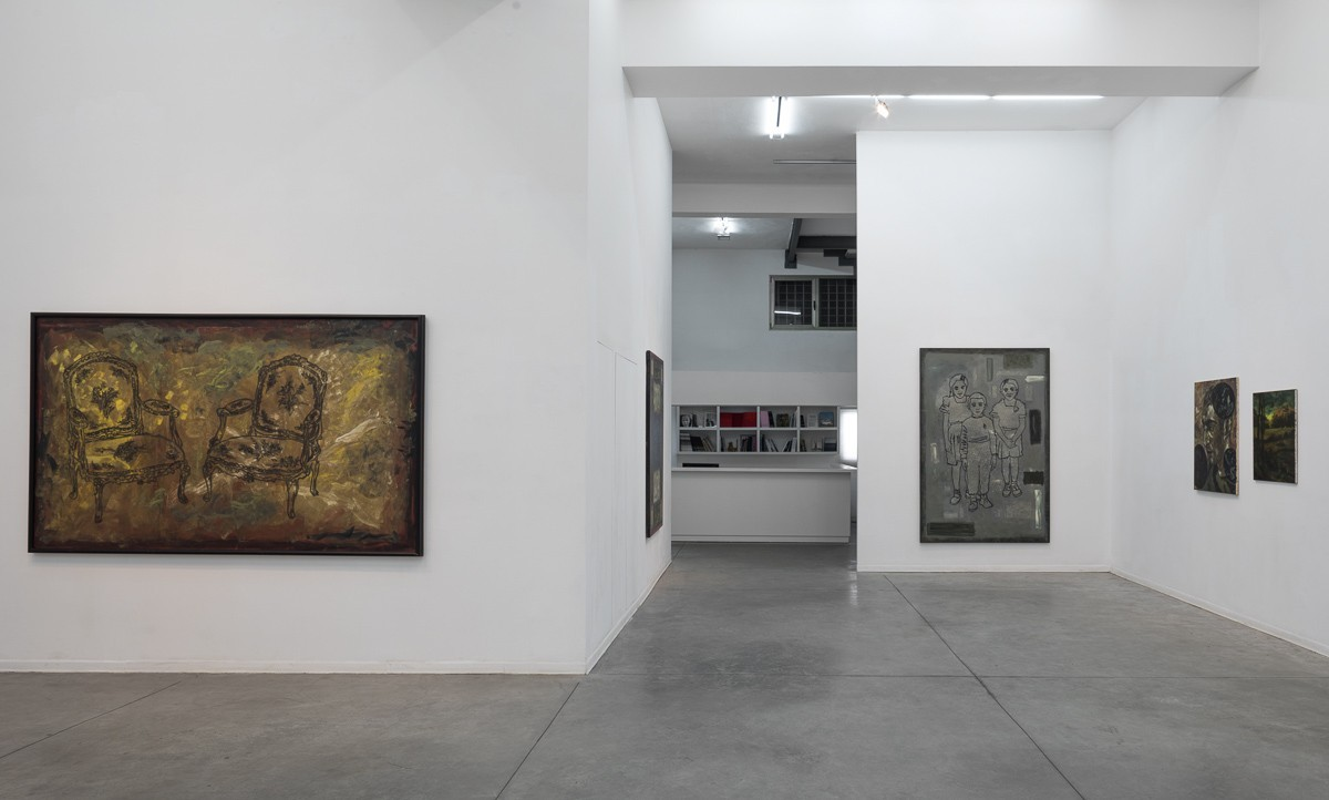 Meir Pichhadze, Dundown, Hezi Cohen Gallery (5)
