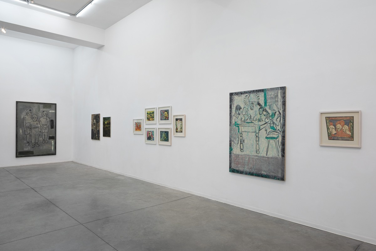 Meir Pichhadze, Dundown, Hezi Cohen Gallery (6)