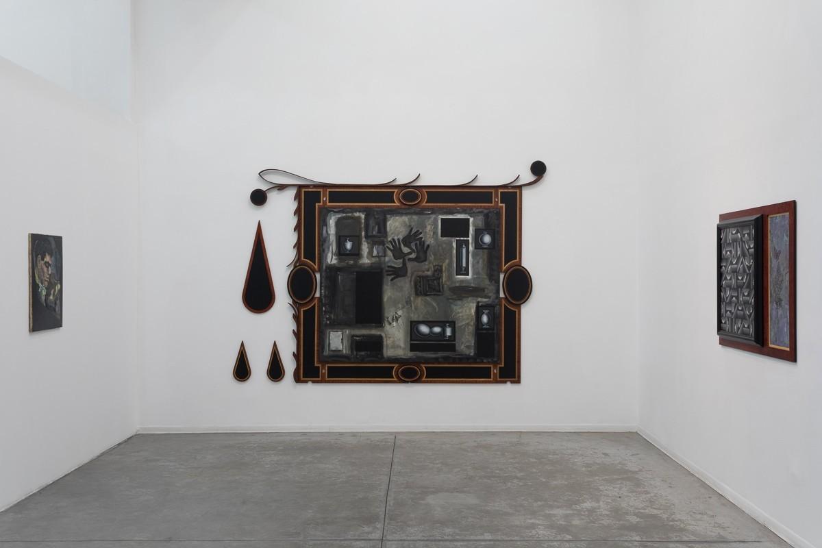 Meir Pichhadze, Dundown, Hezi Cohen Gallery (13)