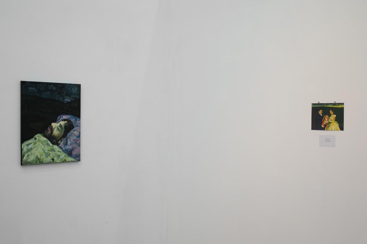 Meir Pichhadze, Dundown, Hezi Cohen Gallery (11)
