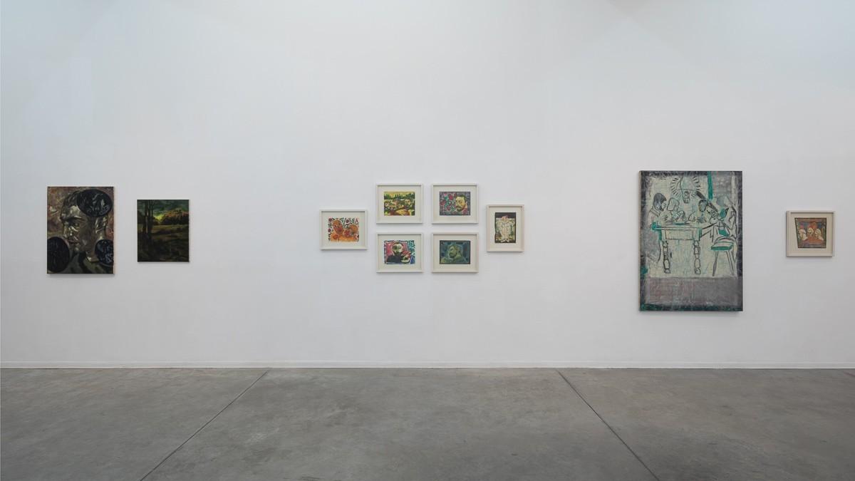 Meir Pichhadze, Dundown, Hezi Cohen Gallery (14)