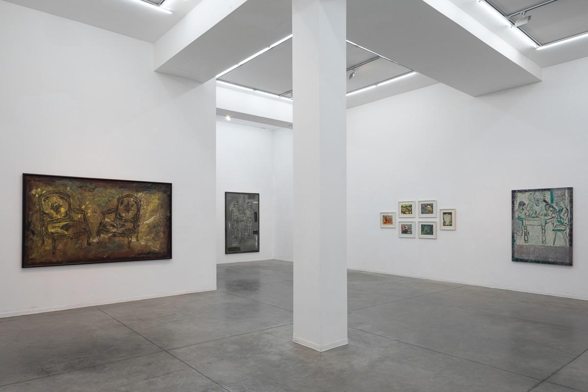 Meir Pichhadze, Dundown, Hezi Cohen Gallery (1)