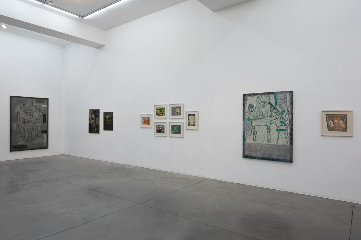 Meir Pichhadze, Dundown, Hezi Cohen Gallery (3)