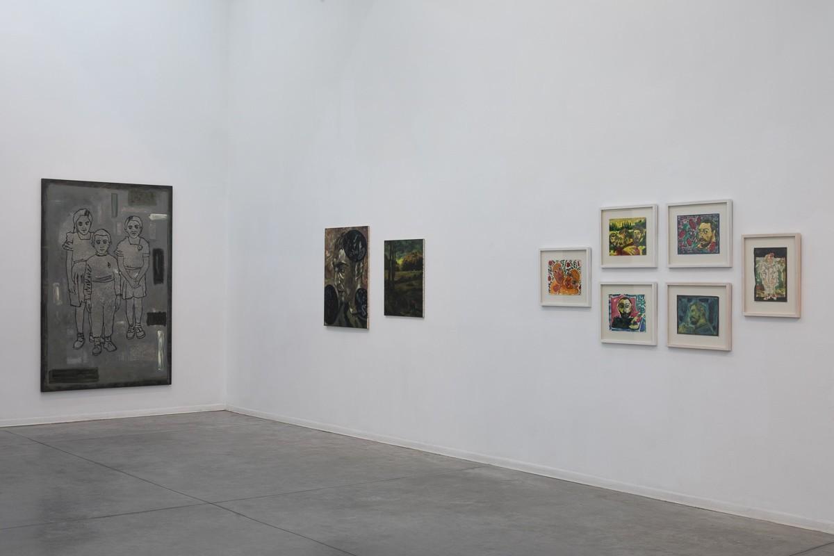 Meir Pichhadze, Dundown, Hezi Cohen Gallery (9)