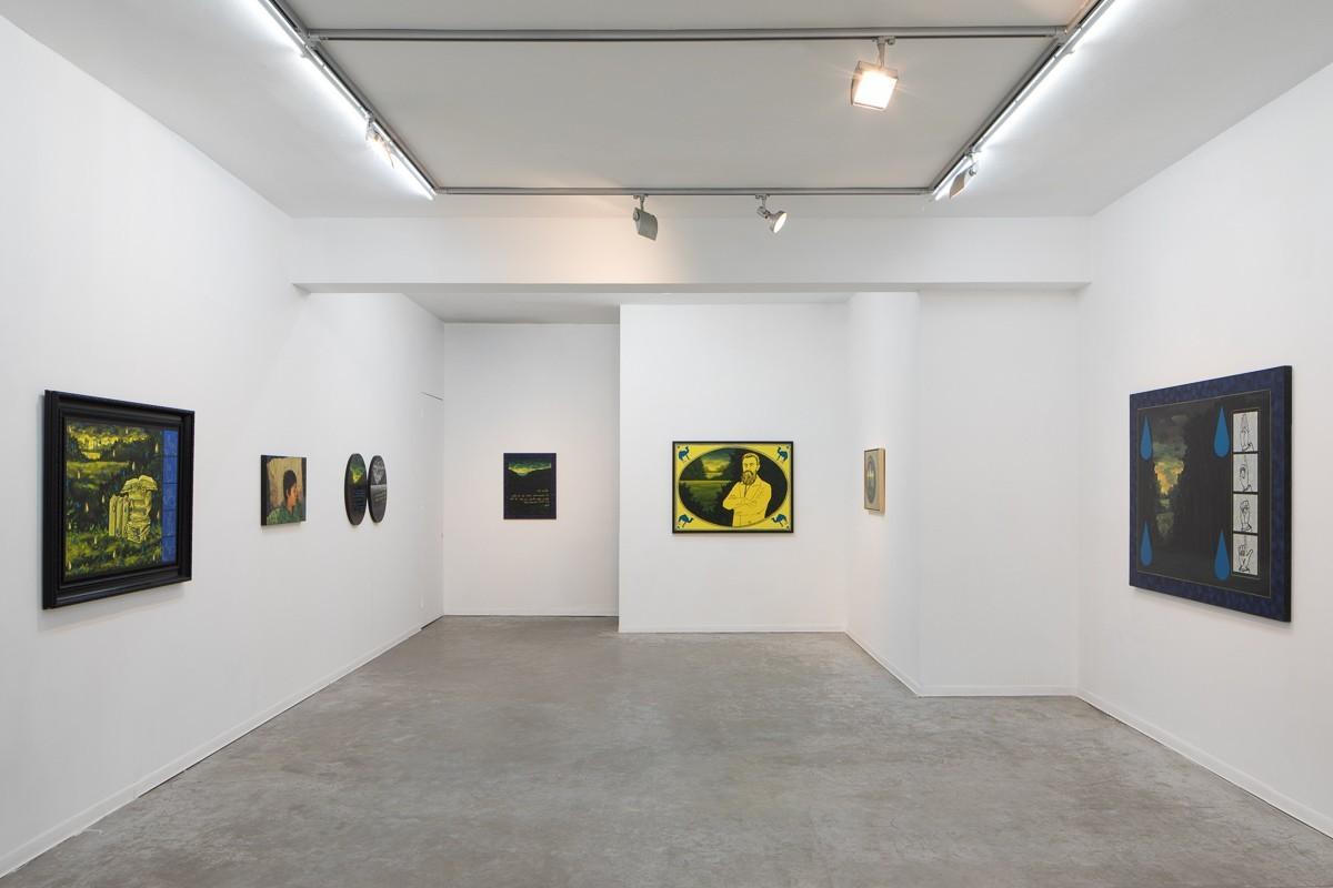Meir Pichhadze, Sundown, Hezi Cohen Gallery 2017 (17)