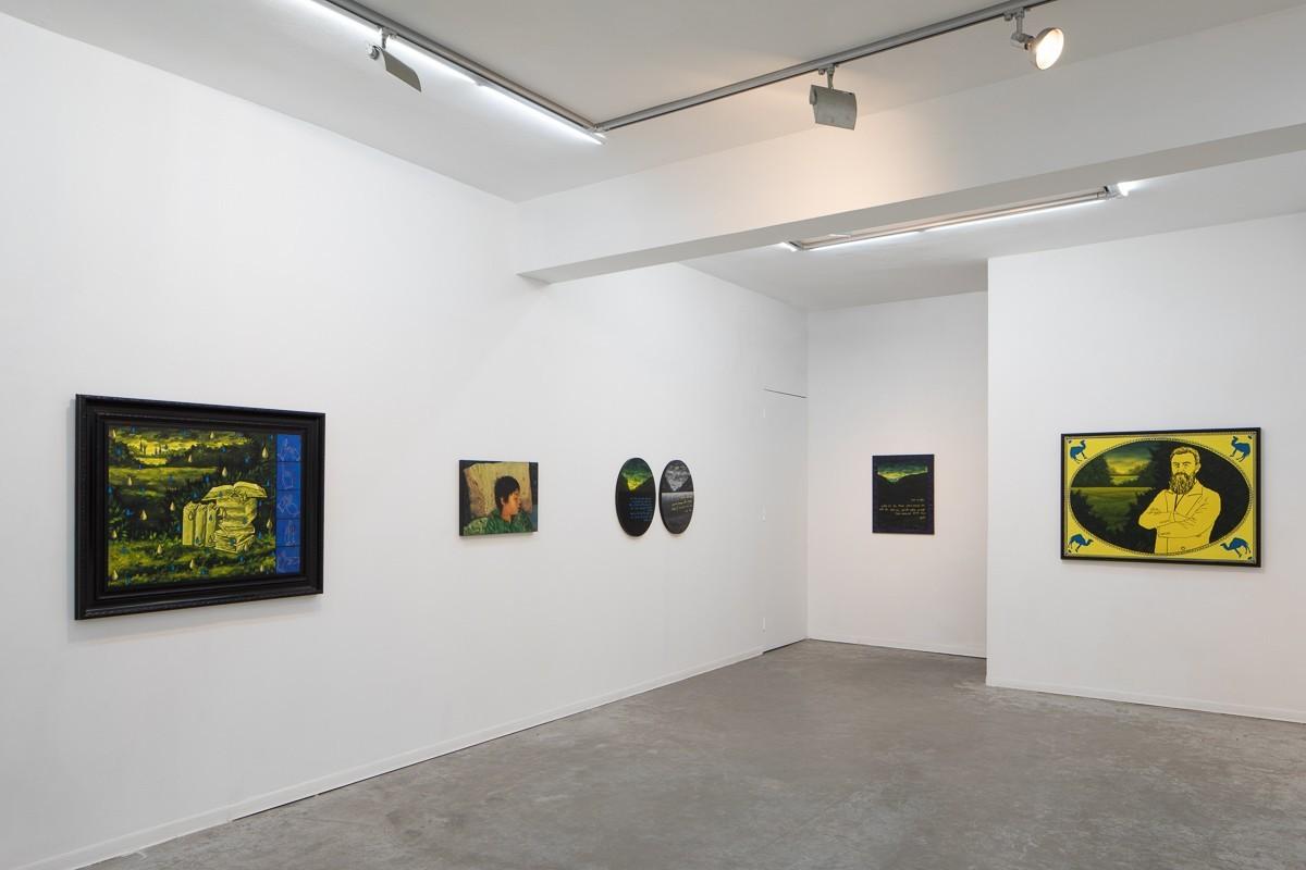 Meir Pichhadze, Sundown, Hezi Cohen Gallery 2017 (18)