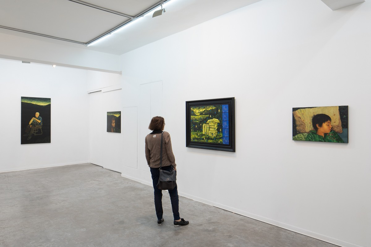 Meir Pichhadze, Sundown, Hezi Cohen Gallery 2017 (21)