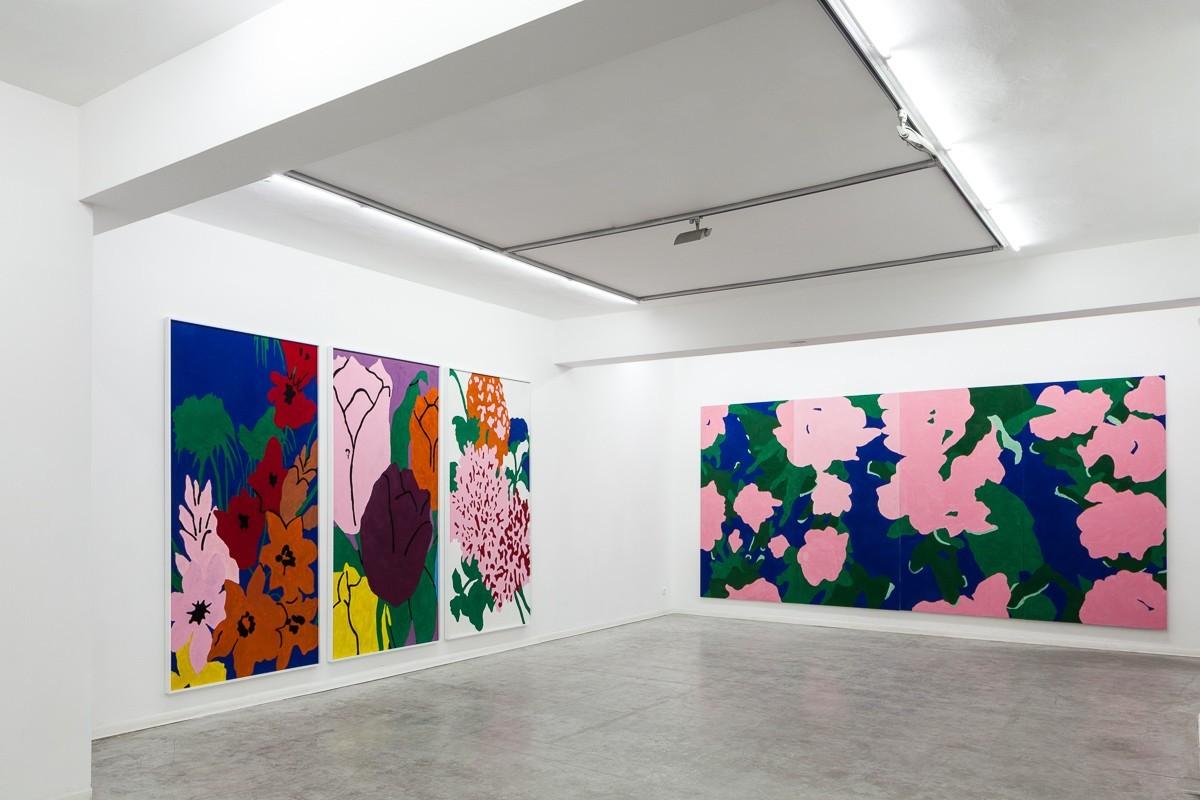 Matthew Chambers, Exhibition view, HCG, 2016 (4)