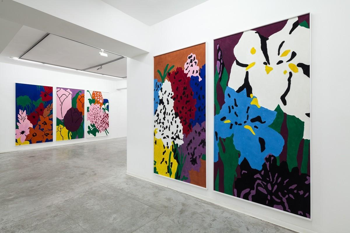 Matthew Chambers, Exhibition view, HCG, 2016 (6)