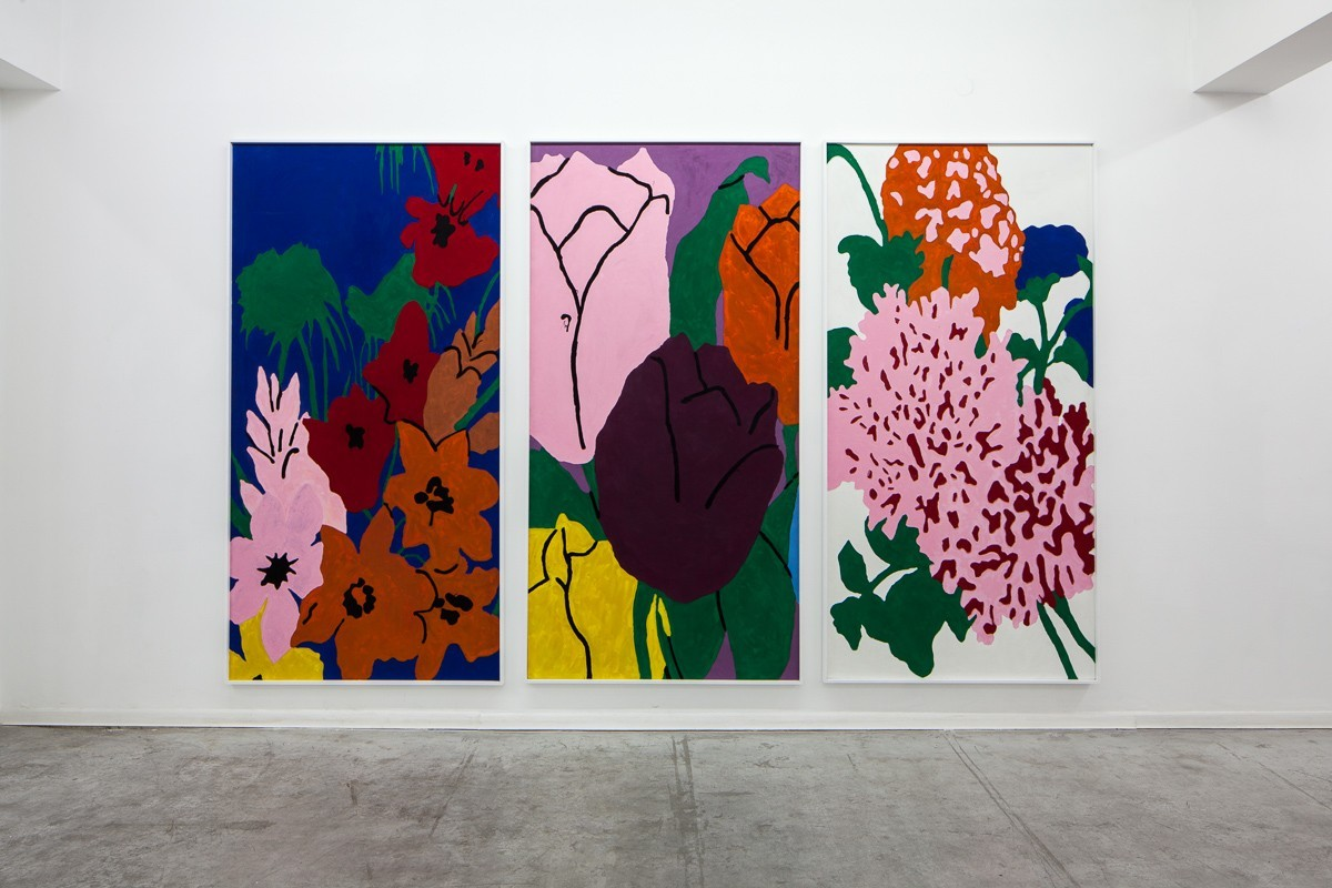 Matthew Chambers, Exhibition view, HCG, 2016 (1)