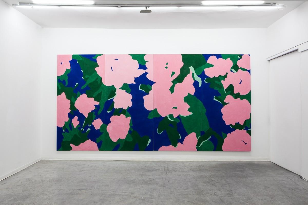 Matthew Chambers, Exhibition view, HCG, 2016 (3)