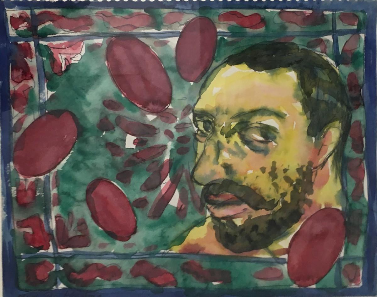 S-519, Meir Pichhadze, Watercolor, 35x27 cm 1,800$