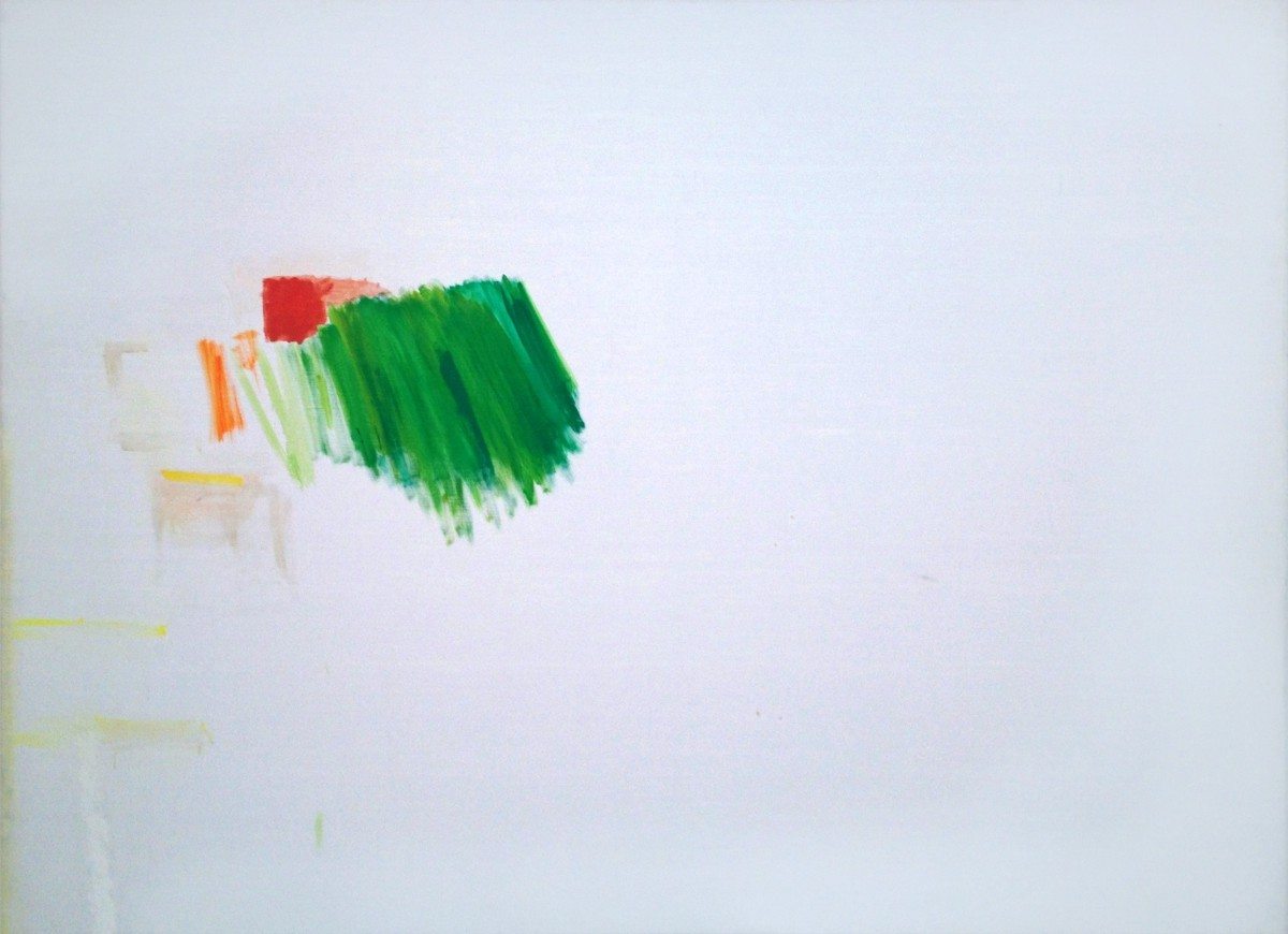 Michael Gross, Recent Works, Untitled, 2001, Oil on Canvas, 180x245 cm