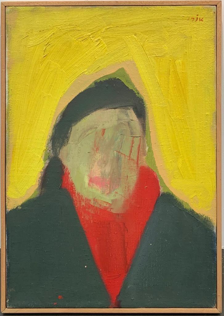Ori Reisman, Portrait of Woman, 1970's,,54