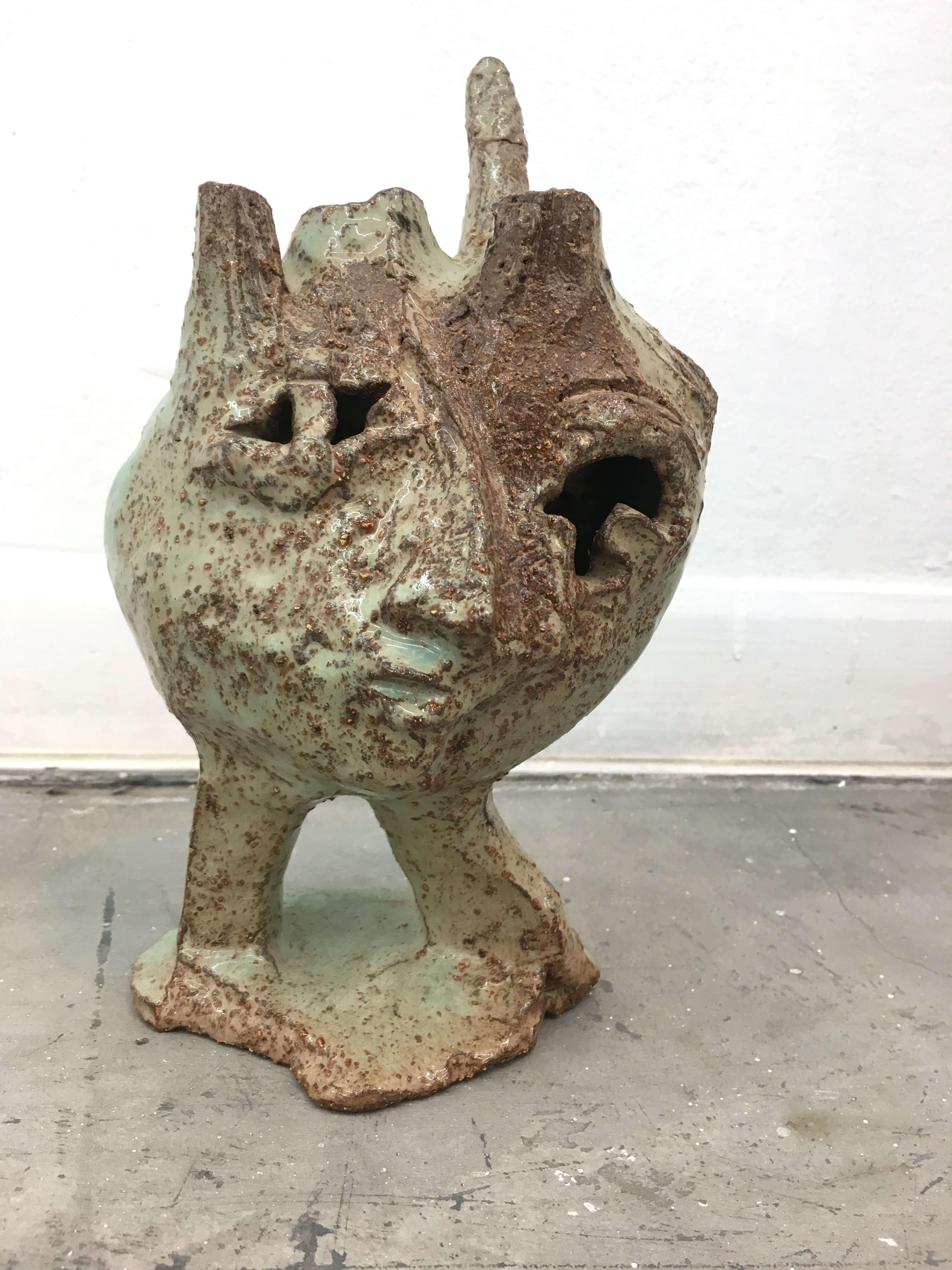 1469_Yehezkel Streichman, Ceramic, H-22 cm (3)-3024x4032