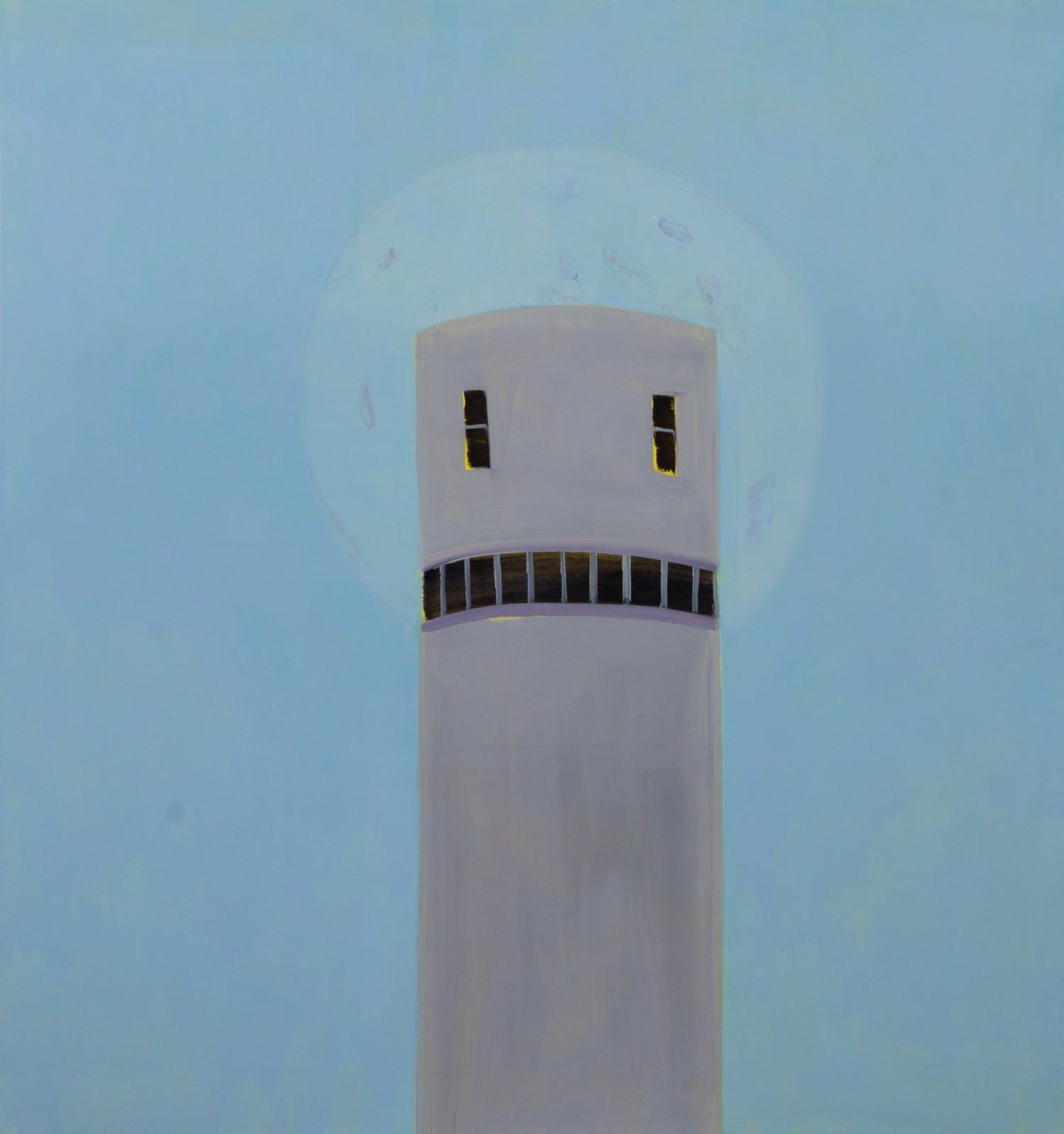 Alon Kedem, I see you, 2018 ,Oil on canvas, 160x150 cm, $8,000-1500x1599