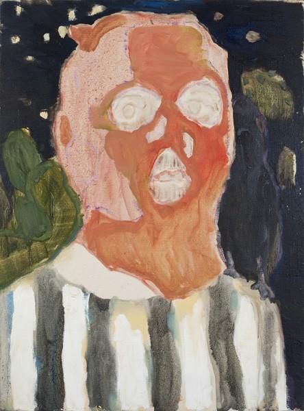 707_(6)Amit Cabessa, Self Portrait, 2012, oil on canvas, 80x60 cm-444x600