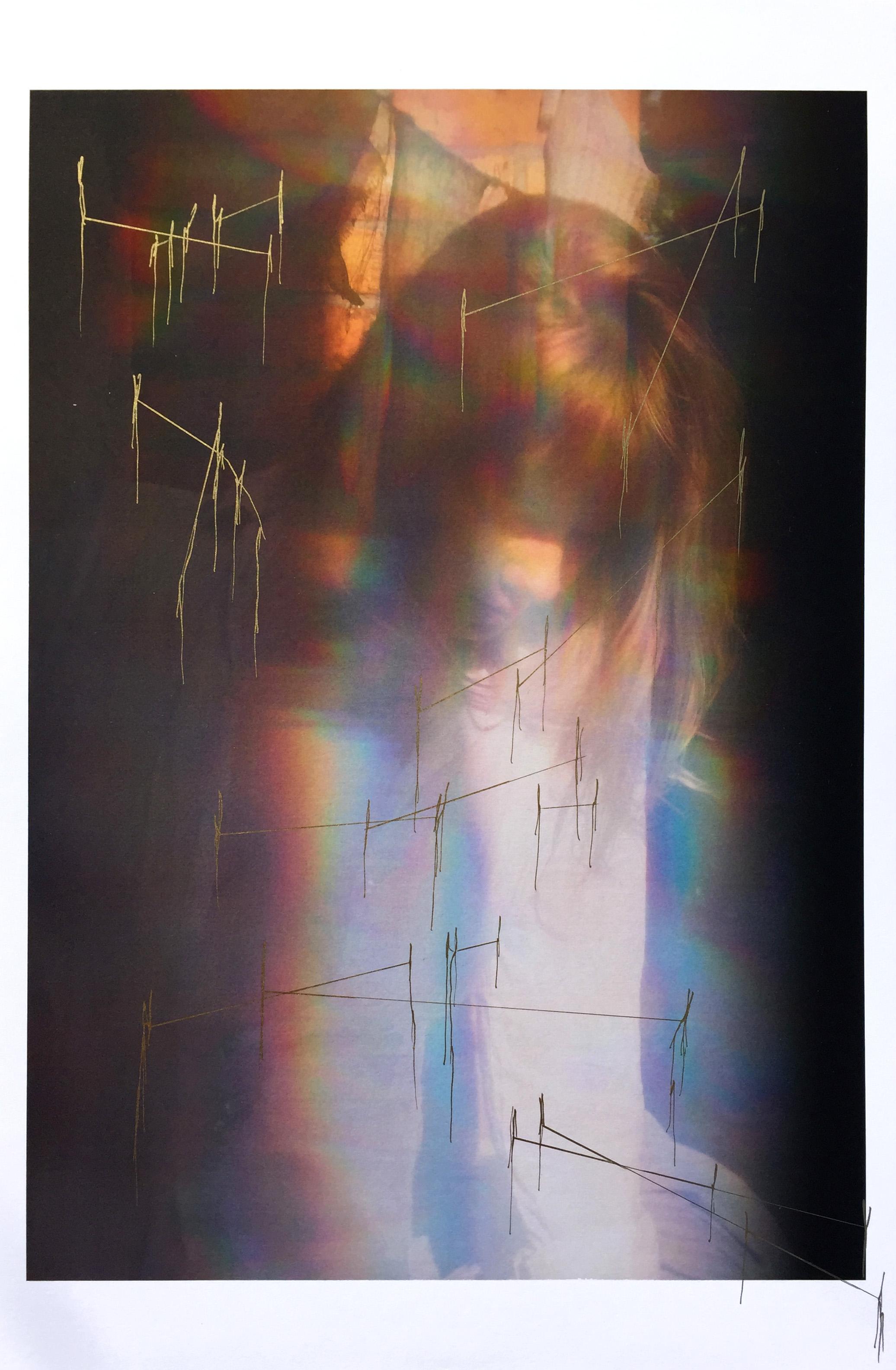 Arik Miranda, Untitled (from 'Forever and a Day'), 2015, felt pen on inkjet print, 49x32 cm (1)