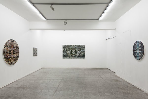 1130_Shay Kun, Sum of its Parts, Exhibition view, Hezi Cohen Gallery 2015 (1)-600x400